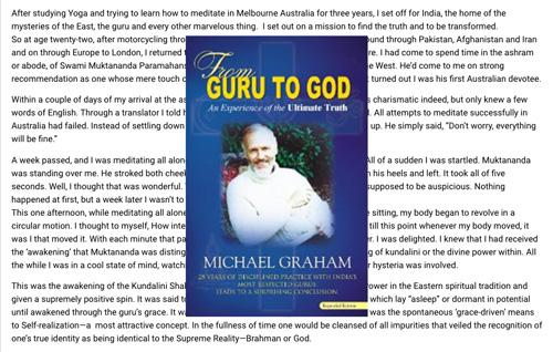 Guru to God - Free Book Sample